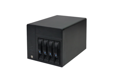 4 Bays NAS Storage Server Chassis